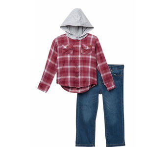 7 For All Mankind Jean Set Size 2T NWT